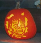 Alex pumpkin