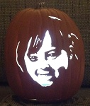 Madeline pumpkin 2011 edition
